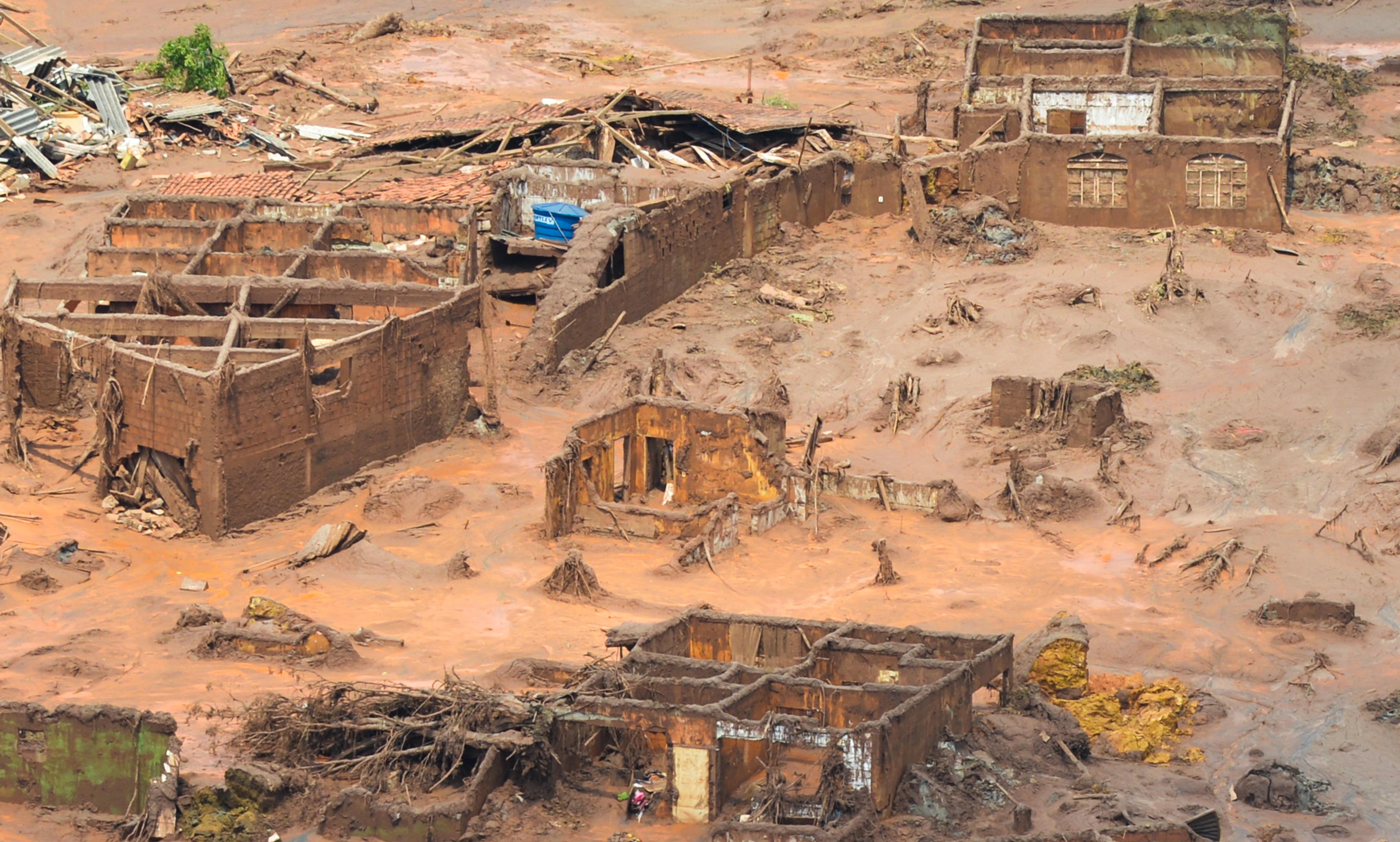 Rejeitos que vazaram na Bacia do Rio Doce poderão ser reaproveitados na construção civil