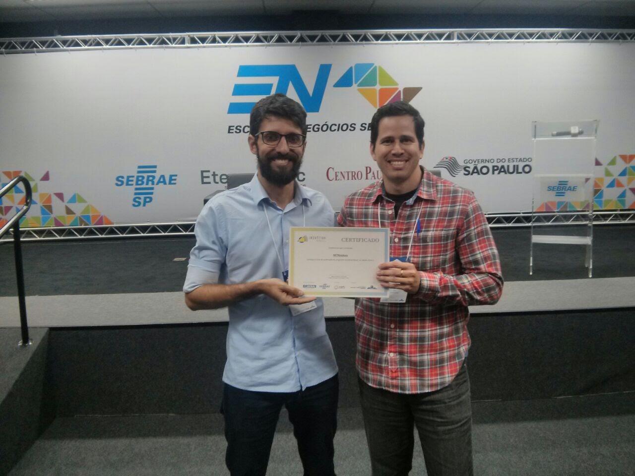 NETResíduos conquista InovAtiva Brasil