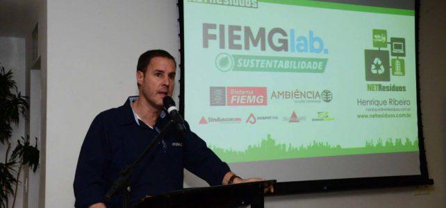 NETResíduos no FIEMGLab. Sustentabilidade