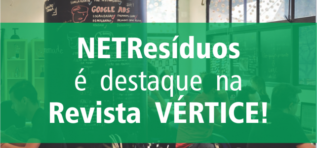 NETResíduos na Mídia – Revista Vértice