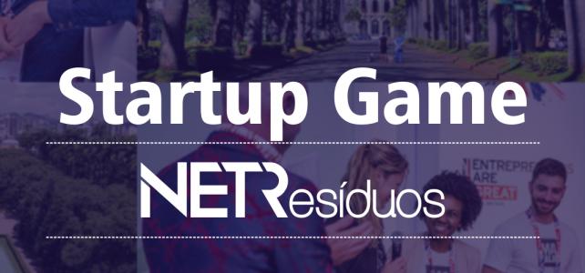 NETResíduos na Startup Games:  Belo Horizonte!