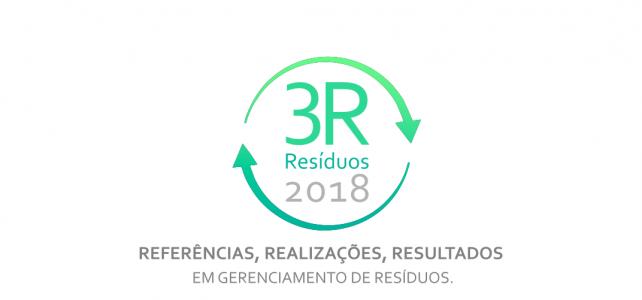 Belo Horizonte recebe o 3R Resíduos 2018