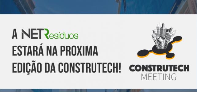 NETResíduos no Construtech Meeting!