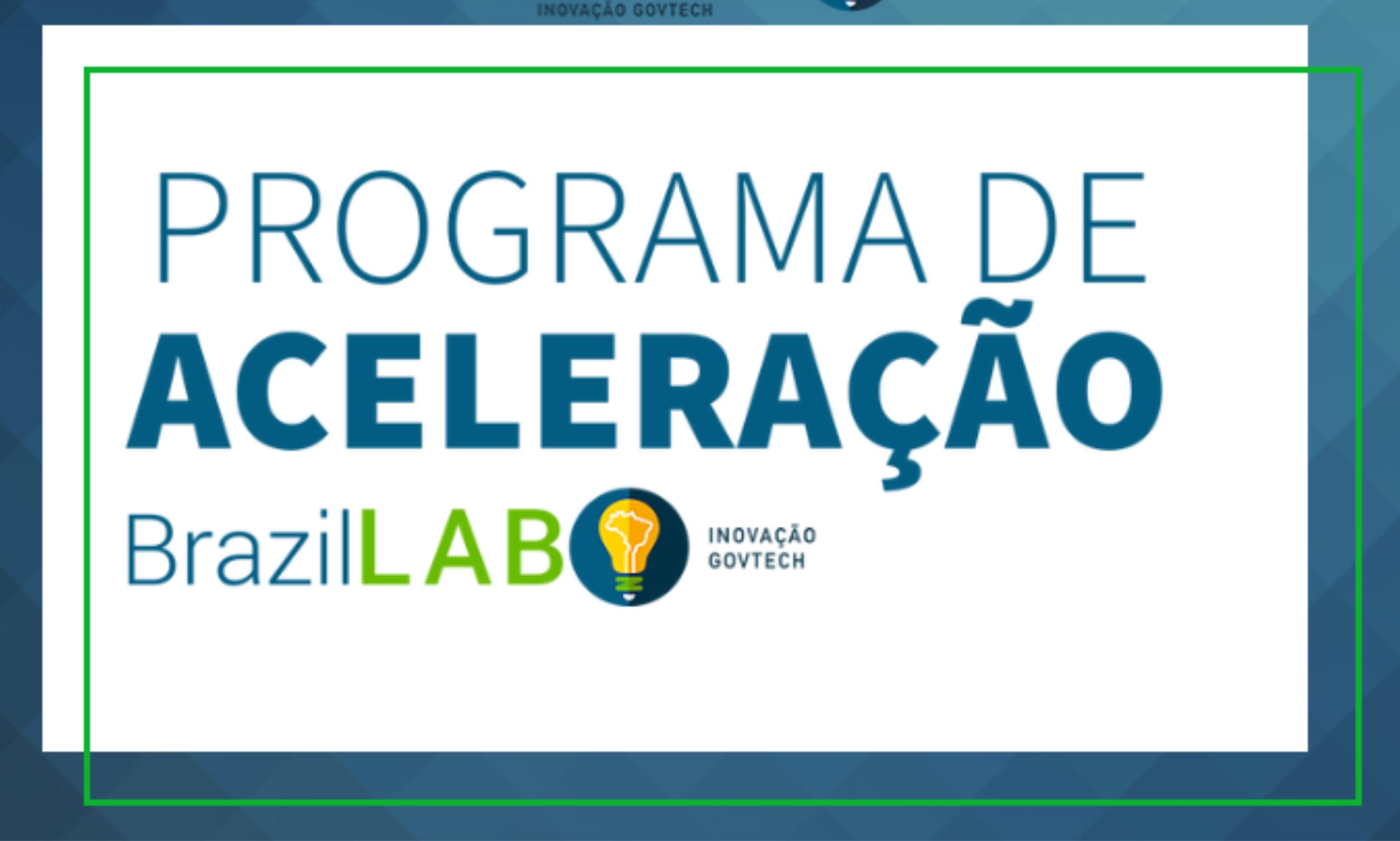 Programa de Aceleração BrazilLAB