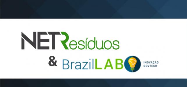 NETResíduos no BrazilLAB